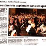 Artikel Angers 2008